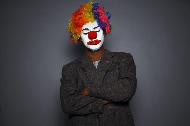 Love your inner clown