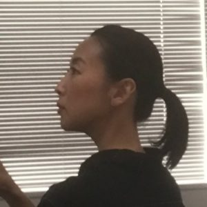 Haruka at work